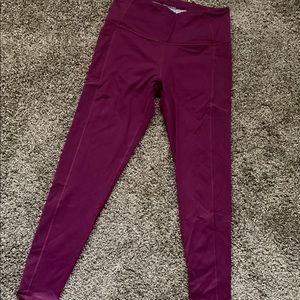 Victoria Secret Knockout High rise 7/8 Tight